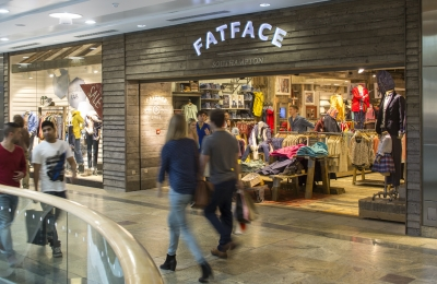 Fat Face grows with new payment platform